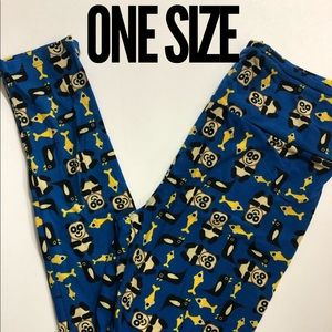 Vintage LuLaRoe leggings - One Size